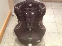 "Superb Bebe Confort ""OXYGEN""group 1 car seat for 9kg pto 18kg(9mths to 4yrs)-reclines,widens&washed"