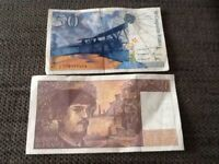 French Bank Notes