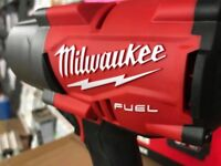 Milwaukee one key 1/2 impact wrench 1898nm