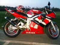 Yamaha R6 £1570 Negociable