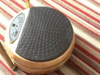 Bslimmer power vibration plate