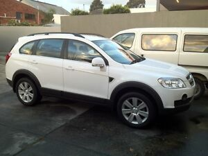 Holden Captiva 7 seater Wagon with low kms and rego for 8 months Craigieburn Hume Area Preview