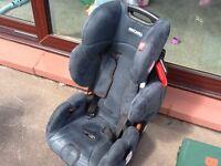 Recaro 'Young Sport' child car seat group 1/2/3