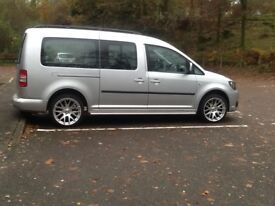VW caddy life 1.6 diesel