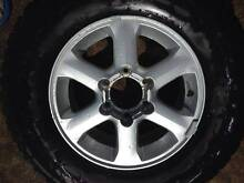 **NEW** Holden Rodeo 4x2 Alloy Wheel x 1 RA 16x7 Galston Hornsby Area Preview