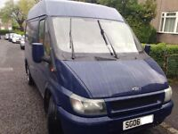 Ford Transit SWB 2006 Semi-High Top Great Engine Long MOT