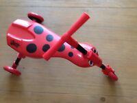 Scuttle Bug Bike Ladybird
