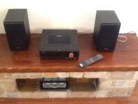 Sony giga juke stereo