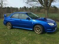 Subaru impreza wrx hawkeye 2007