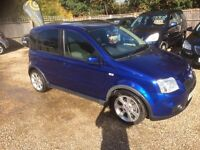 2008 FIAT PANDA 1.4 6 SPEED 100BHP 1 OWNER FROM NEW
