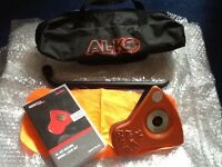"Al-ko Secure wheel lock size 24 fits the Lunar Starco 14"" Alloy wheel (see photo)"