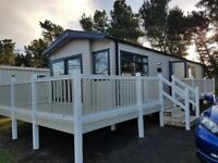 Seton Sands, holiday park, new luxury caravan for 2018