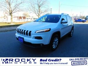 2014 Jeep Cherokee - Drive Today   Great, Bad, Poor or No Credit