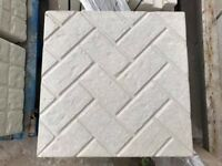 Brick / Block Paving Effect Concrete Paving Slabs