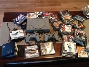 Retro PlayStation, 30 Games and 2 Controllera Hurstville Hurstville Area Preview