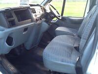 Ford transit crew cab 2008 dropsides