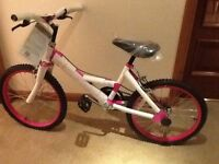 "Girls 20"" bike **NEW**"