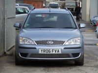 FORD MONDEO SIV LX 2.0 TDCi DIESEL ESTATE - ONLY 2 FORMER KEEPERS - MOT - FREE DELIVERY -P/X WELCOME