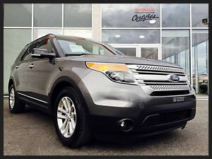 FORD EXPLORER XLT ECOBOOST 2014  ~ 7 PLACES | CUIR | TOIT PANORA