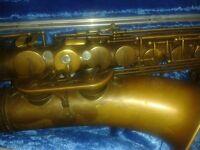 System 54 Tenor Saxophone