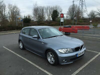 For sale, BMW 1 Series 2005.