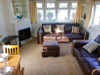 Double Glazed Static caravan 12ft wide 2 bed under 15k on site sale in Essex, St Osyth