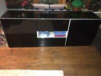 Ikea Besta High Gloss TV unit