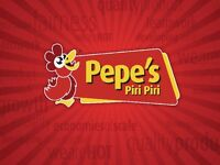 Wait Staff Wanted For Pepe's Restaurant