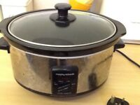 Slow cooker fully working order