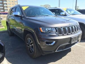 2017 Jeep GRAND CHEROKEE TOIT OUVRANT LIMITED CUIR 4X4