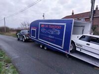 Vehicle Recovery/ Enclosed Car Transport