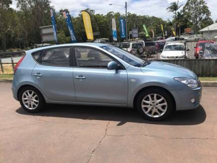 2010 Hyundai I30 - Auto - Diesel - Rego - Driveaway Birkdale Redland Area Preview