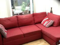 3seater corner sofa bed with storage
