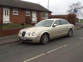 Jaguar S Type.