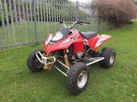 **2004/54 Gas Gas Wild HP 450 Road Legal Quad Bike - Not Raptor Ltz Polaris LTR Warrior Yamaha**
