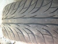 Tyre -195/45 R/684 VXL