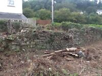 """Reclaimed Dressed Walling Stone From an Old Stone Cottage. Known locally as """"Abbey Stone"""". £80 / ton"""