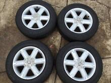Nissan Murano 18 inch Alloy Wheels x4 Dural Hornsby Area Preview