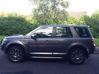 Landrover Freelander HSE,...2 owners with service history