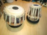 Classical Indian Tablas for sale