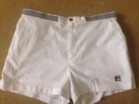 Fila retro shorts | XL | RRP; £35 | GREAT CONDITION | BARGAIN |