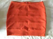 Burnt Orange ICE Skirt Kyneton Macedon Ranges Preview