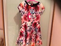 Gorgeous Ted baker dress - age 9 - new