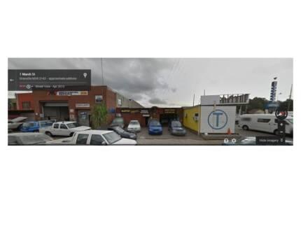Workshop / Storage Granville Parramatta Area Preview