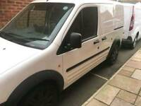 Ford transit connect, low miles!
