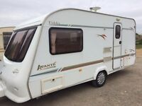 ELDDIS AVANTE 2001 model 2 berth motor mover no damp