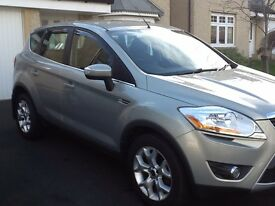2010 Ford Kuga 2.0 CDTI Diesel Silver Excellent Condition
