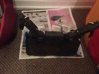 Mamas and Papas Herbie Push Chair and Pram