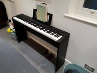 Yamaha Digital Piano P45 in Excellent Condition With Stand