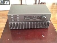 Quad amp 306 Quad preamp 45